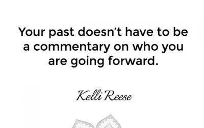 Your Past Isn't a Commentary on Your Future